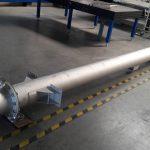 fluesgas heat exchanger