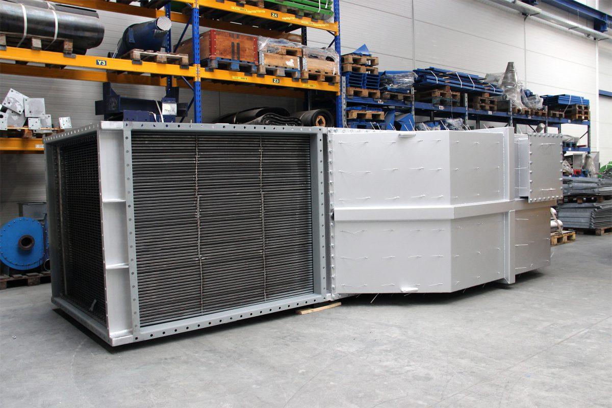 air preheater Geurts