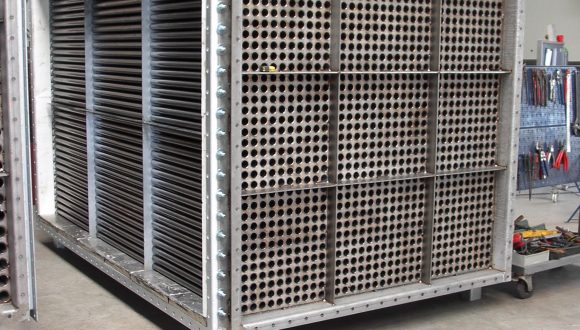 tubular heat exchanger APH