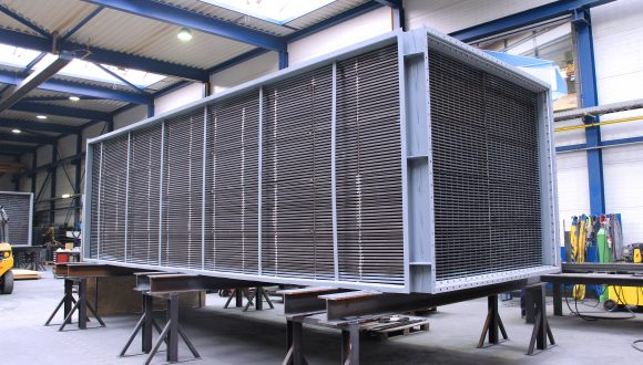 air preheater systems for hydrocracker plant