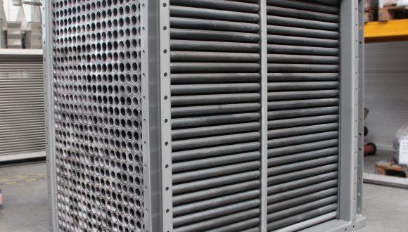 Rohrförmiger Luftvorwärmer