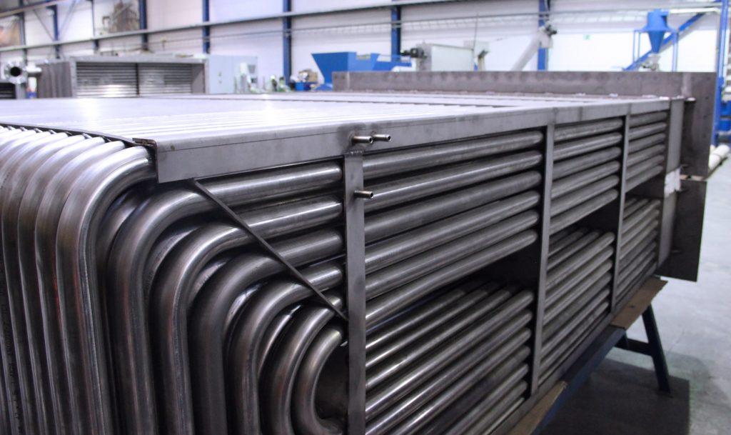 U-Tube heat exchangers