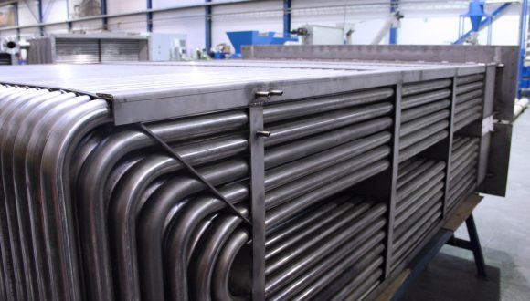 u tube heat exchanger production