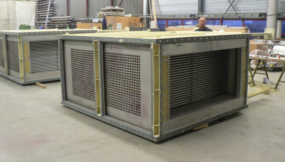 tubular heat exchanger manufacturing