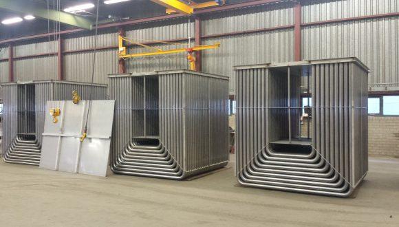 flue gas heat exchanger manufacturing