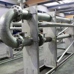 heat exchanger gas drying
