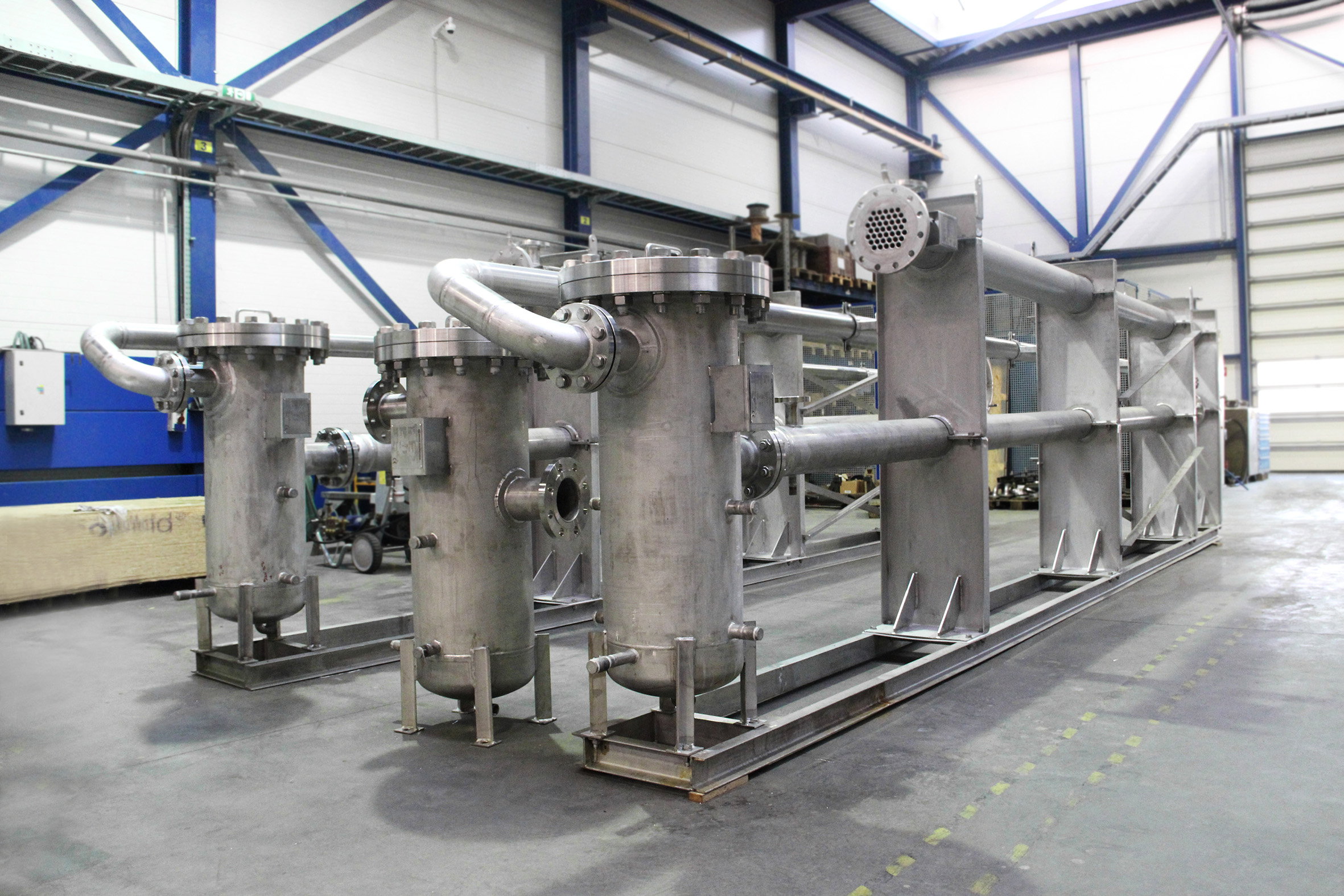 Shell and Tube heat exchangers - Geurts