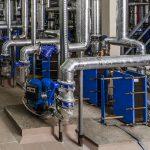 plate heat exchanger industrial