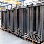 production d'échangeurs de chaleur tubulaires