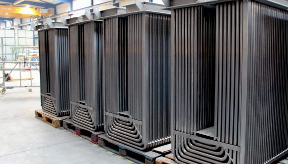 Flue Gas Heat Exchanger Geurts