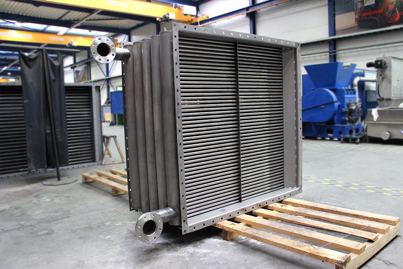 échangeur de chaleur tubulaire sur mesure