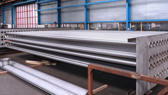 heat exchangers for Thermal Oil Heating