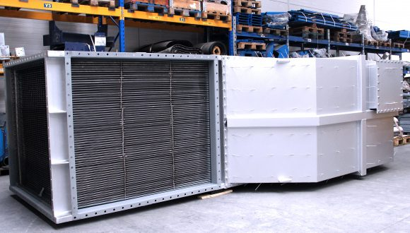 customized air preheater for combustion system