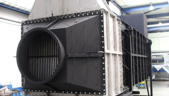 flue gas air preheater