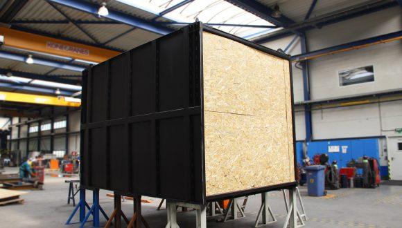Air preheater production