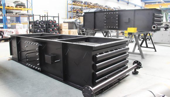 heat exchangers for industrial boilers