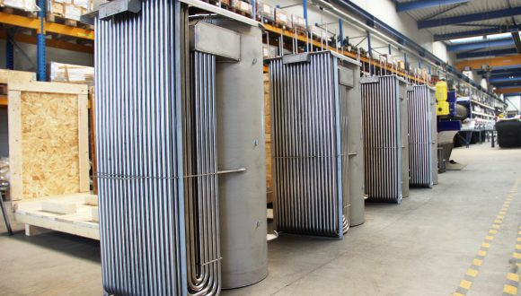 heat exchangers stainless steel