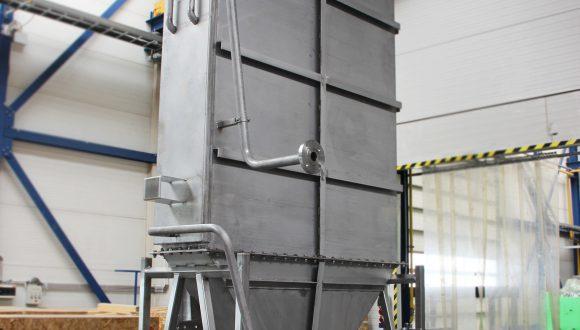 Toluene Evaporator heat exchanger