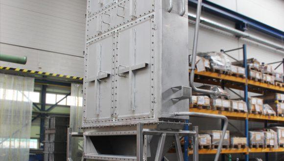 Toluene Evaporators for ORC technology