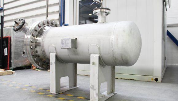 custom made gas-gas heat exchanger