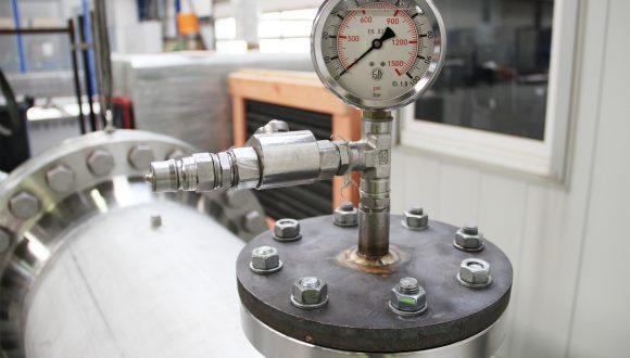 pressure heat exchanger