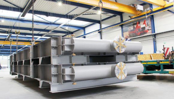 heat exchangers for thermal oil system