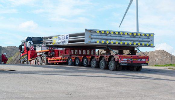 heat exchanger bundles transport