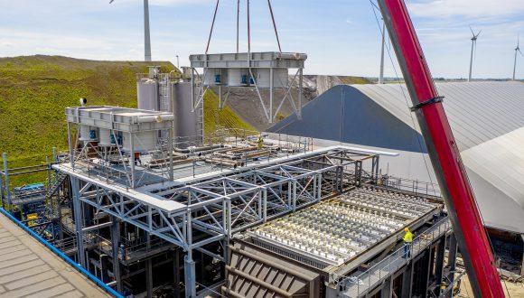 stainless steel heat exchangers installation