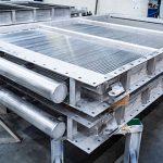 Verschiedene Wärmetauscher für Trocknungsprozesse