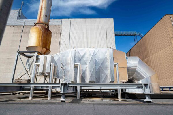 Swinkels economizers and flue gas condensers