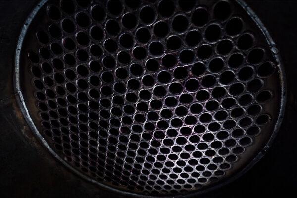 Detail heat exchangers