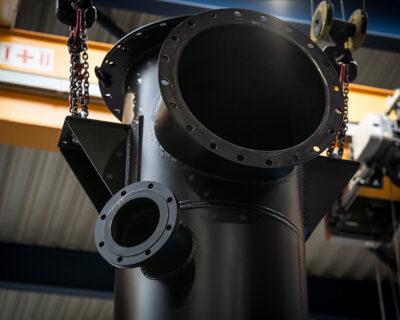 ASME VIII U-stamped heat exchangers