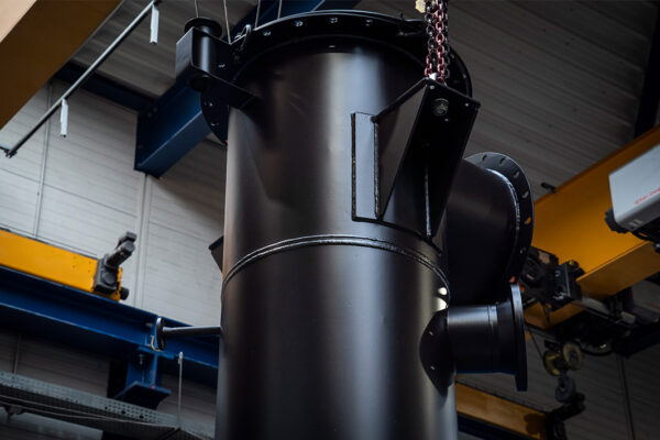 U-stamped heat exchangers for Konutherm