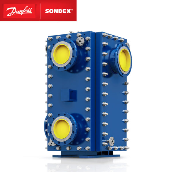 SONDEX SondBlock heat exchanger (SB/SBL)